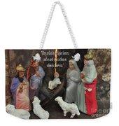 Glory To God Weekender Tote Bag