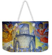Glory To God In The Highest Weekender Tote Bag
