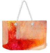 Glow 2 Abstract Art Weekender Tote Bag
