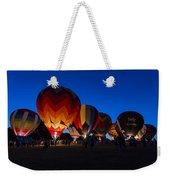 Glow 2015 Weekender Tote Bag