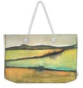 Glow Of The Prairie Weekender Tote Bag
