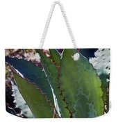 Glowing Agave Weekender Tote Bag