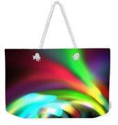 Glowing Arches Weekender Tote Bag