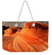 Glowing Desert Dragon Weekender Tote Bag