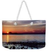 Glowing Evening Weekender Tote Bag