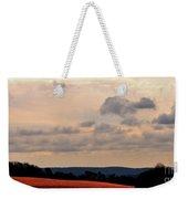 Glowing Field Weekender Tote Bag