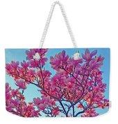 Glowing Magnolia Weekender Tote Bag