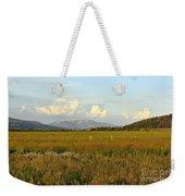 Glowing Meadow Weekender Tote Bag