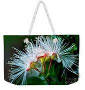 Glowing Needles Weekender Tote Bag