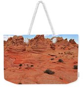 Glowing Sand In The Buttes Weekender Tote Bag