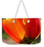 Glowing Tulip Weekender Tote Bag