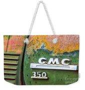 Gmc 350 Tag Weekender Tote Bag