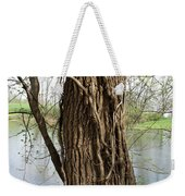 Gnarly Tree 3 Weekender Tote Bag