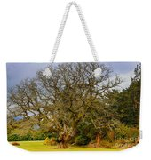 Gnarly Tree Weekender Tote Bag