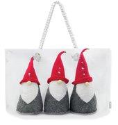 Gnomes Weekender Tote Bag