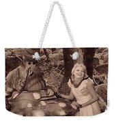 Go Ask Alice Weekender Tote Bag