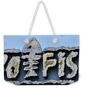 Go Fish Weekender Tote Bag
