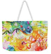 Go For A Walk Weekender Tote Bag