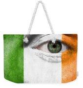 Go Ireland Weekender Tote Bag by Semmick Photo