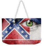 Go Mississippi Weekender Tote Bag