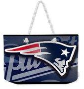 Go Patriots Weekender Tote Bag