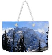 Go Tell It On The Mountain Weekender Tote Bag