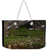 Go Up To The Mountain Of The Lord Weekender Tote Bag