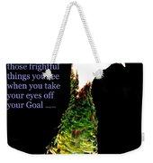 Goals Weekender Tote Bag