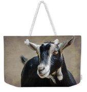 Goat 2 Weekender Tote Bag