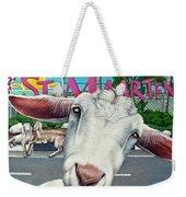 Goats Of St. Maarten- Sofie Weekender Tote Bag