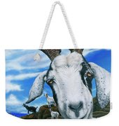 Goats Of St. Martin Weekender Tote Bag