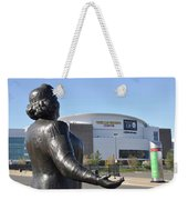 God Bless The Flyers - Kate Smith Weekender Tote Bag