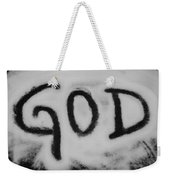 GOD Weekender Tote Bag