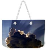 God Speaking Weekender Tote Bag
