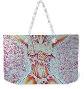 Goddess Breaking Chains Weekender Tote Bag