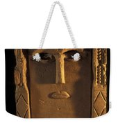 Goddess Hayyan Idol From The Temple Weekender Tote Bag