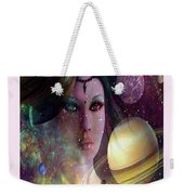 Goddess Of Planets Weekender Tote Bag