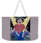 Goddess Of The Arts Weekender Tote Bag