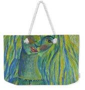 Goddess Of The North Sea Weekender Tote Bag
