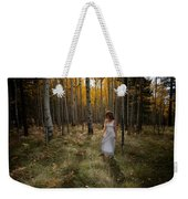 Goddess Walk Weekender Tote Bag