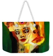 Goddess With Many Faces 671 Weekender Tote Bag