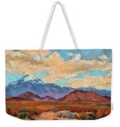 God's Creation Mt. San Gorgonio  Weekender Tote Bag