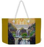 God's Holy Hill Weekender Tote Bag
