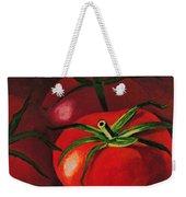 God's Kitchen Series No 3 Tomato Weekender Tote Bag