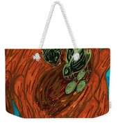 God's Supportive Hand Weekender Tote Bag