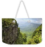 God's Window And The Blyde River Canyon Weekender Tote Bag