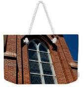 Gods Window St. Mary's In The Mountains Catholic Church Weekender Tote Bag