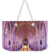 God's Work Weekender Tote Bag