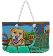 Goin' To Mickey D's With My Peeps Weekender Tote Bag