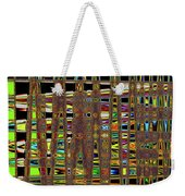 Going And Going Abstract Weekender Tote Bag